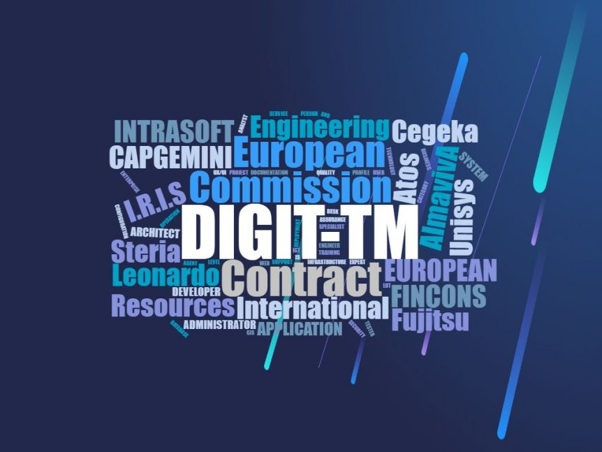 DIGIT-TM contract framework for the European Union. DIGIT-TM CV with Sprint CV