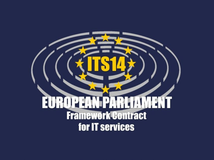 ITEC ITS14 European Parliament Framework Contact for IT Services