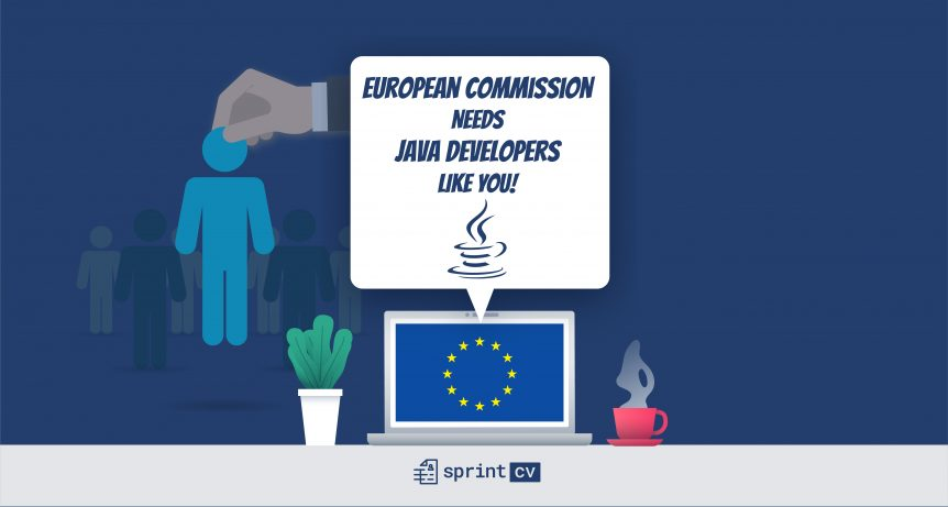 European Commission is hiring