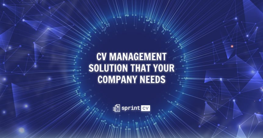 Cv Management Software