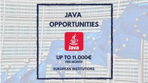 Java opportunities for IT consultants paying up to 11.000€/month - Sprint CV
