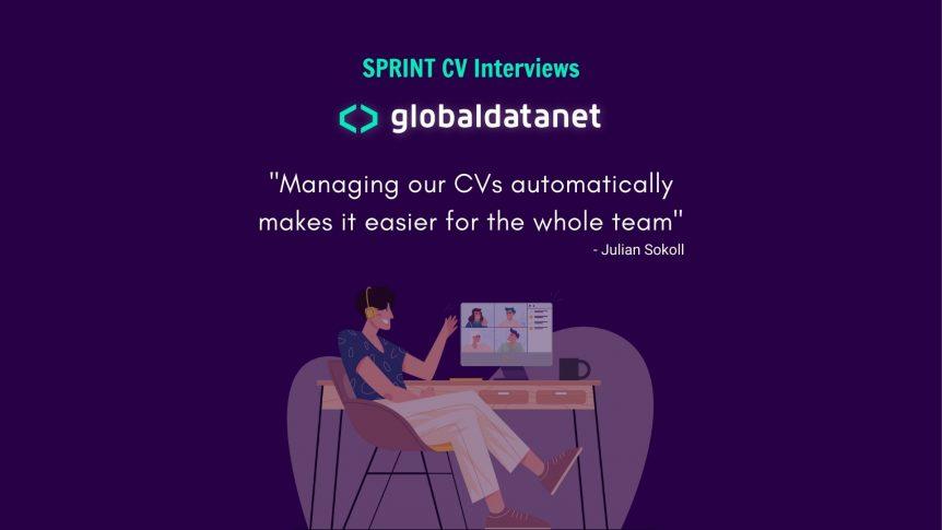 Sprint CV Interview to globaldatanet